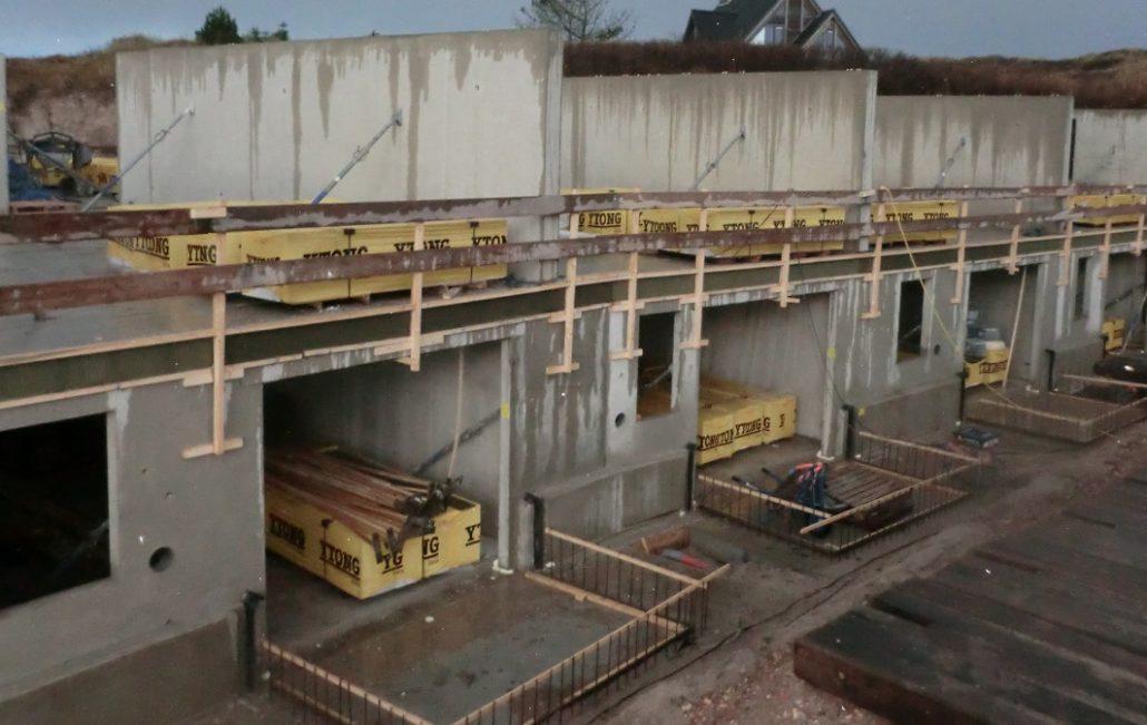 Casco betonbouw